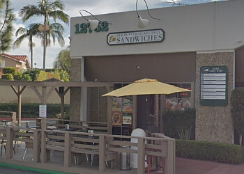 Garden Grove sandwich shop Old Pumpernickel Deli