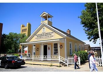 Sacramento landmark Old Sacramento Schoolhouse Museum
