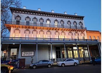 Sacramento landmark Old Sacramento Waterfront District