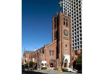 San Francisco church Old Saint Mary's Cathedral