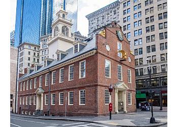 Boston landmark Old State House