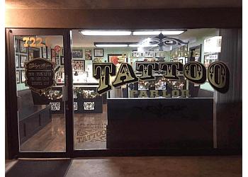 Orange tattoo shop Old Towne Tattoo Parlor
