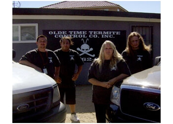 Olde Time Termite Control Co. Inc.