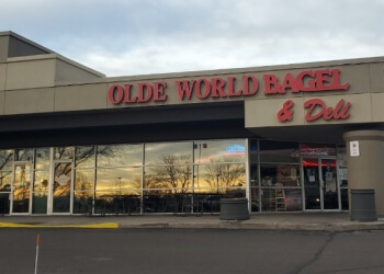 Colorado Springs bagel shop Olde World Bagel