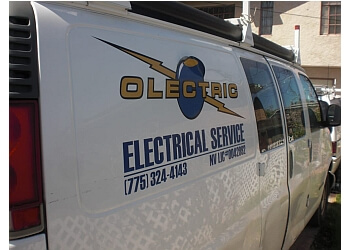 Reno electrician Olectric
