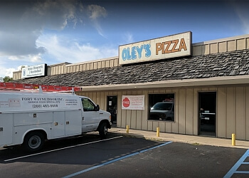 Fort Wayne pizza place Oley's Pizza