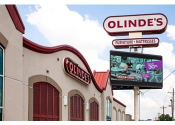 Baton Rouge furniture store Olinde's Furniture