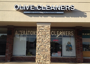 St Louis dry cleaner Olive Cleaners