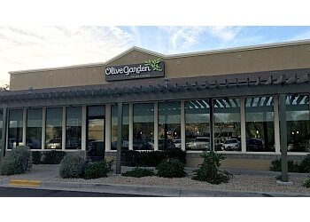 Peoria italian restaurant Olive Garden
