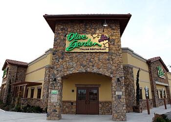 Stockton italian restaurant Olive Garden