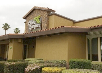 San Bernardino italian restaurant Olive Garden Italian Restaurant