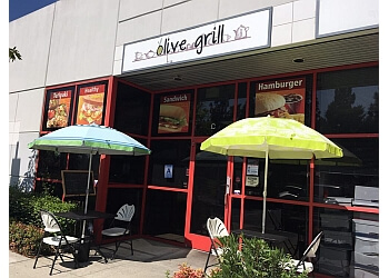 Ontario sandwich shop Olive Grill