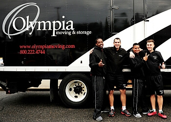 Alexandria moving company Olympia Moving & Storage