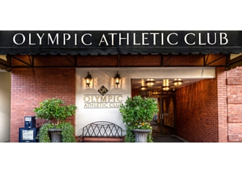 Seattle gym Olympic Athletic Club