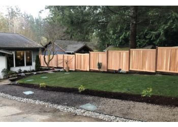 Tacoma fencing contractor Olympic Fencing Solutions