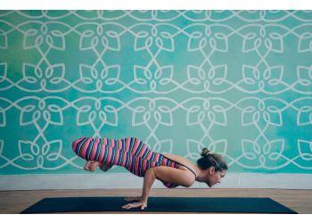 Miami yoga studio Om Beats Yoga Studio
