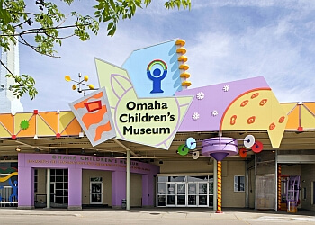 Omaha places to see Omaha Children's Museum