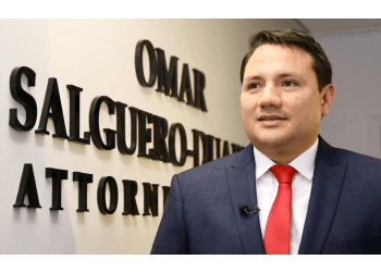Rockford immigration lawyer Omar Salguero - OMAR ANDRES SALGUERO-DUARTE ATTORNEY AT LAW