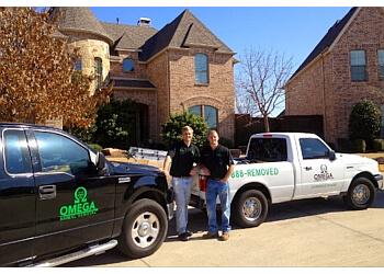 Dallas animal removal Omega Animal Removal