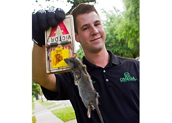 Houston animal removal Omega Animal Removal
