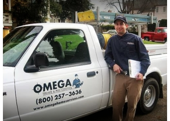 Berkeley pest control company Omega Termite & Pest Control