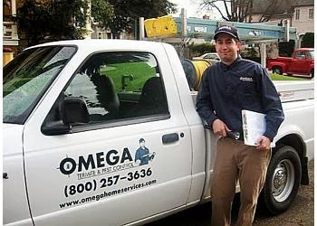 Oakland pest control company Omega Termite & Pest Control