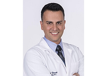 Glendale physical therapist Omid Farvili, PT
