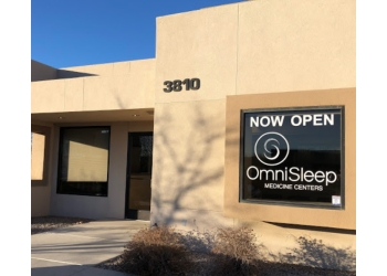 Albuquerque sleep clinic OmniSleep Medicine Centers