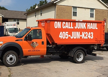 Oklahoma City junk removal On Call Junk Haul