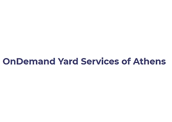 Athens lawn care service OnDemand Yard Services of Athens