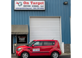 Vancouver driving school On Target Driving School, LLC