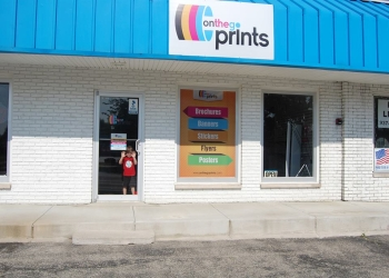 Dayton printing service On The Go Prints