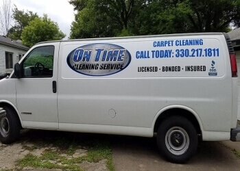 Akron commercial cleaning service On Time Cleaning Service LLC
