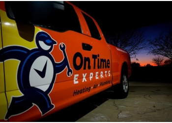 Dallas hvac service On Time Experts