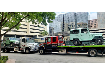 Miami towing company On Time Towing