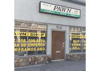 Glendale pawn shop Once A Pawn A Time