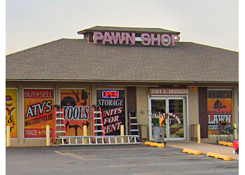 Tulsa pawn shop Once A Pawn A Time