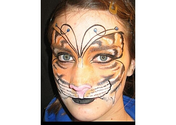 Bridgeport face painting Once Upon A Face Designs