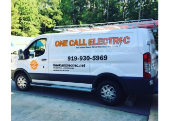 Cary electrician One Call Electric NC