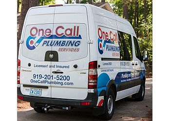 Durham plumber One Call Plumbing Services, Inc.