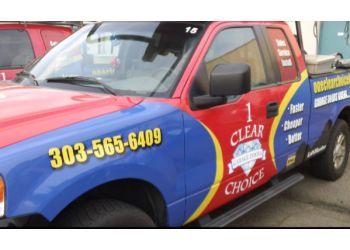 Denver garage door repair One Clear Choice Garage Doors