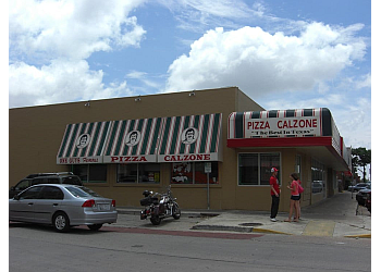 Lubbock pizza place One Guy Pizza