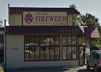 Anchorage dry cleaner One Hour Fireweed Dry Cleaning