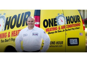 Clarksville hvac service One Hour Heating & Air Conditioning