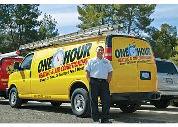 Toledo hvac service One Hour Heating & Air Conditioning