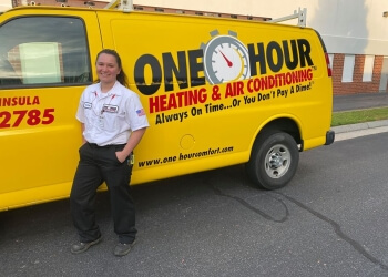 Virginia Beach hvac service One Hour Heating & Air Conditioning