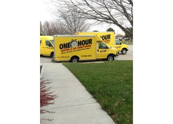 Olathe hvac service One Hour Heating and Air Conditioning of Olathe