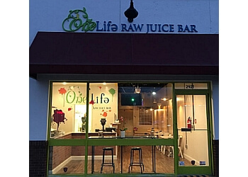 Charlotte juice bar One Life Raw Juice Bar