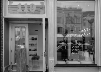 Ann Arbor hair salon One One Nine