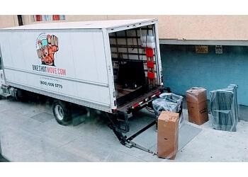 Glendale moving company OneShotMove